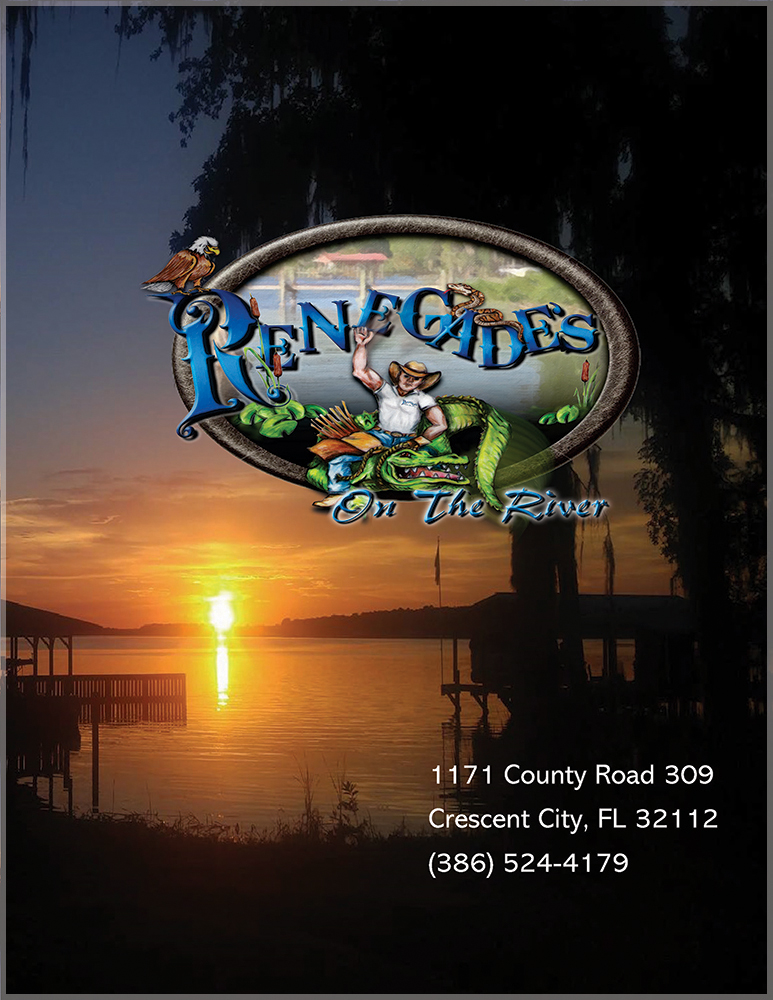 Renegades Menu Cover